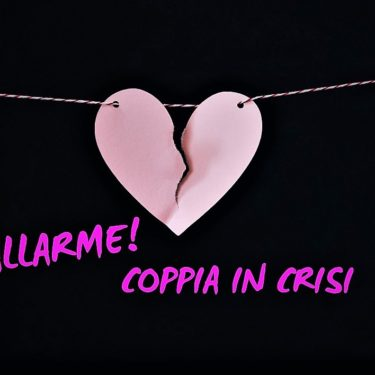 coppia in crisi